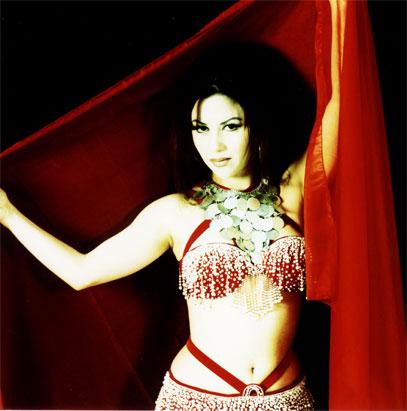 Amani. La bailarina libanesa más destacada