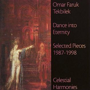 Dance into Eternity, uno de los mejores álbumes de Omar Faruk