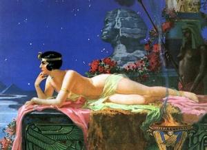 Egyptian Splendor 1927