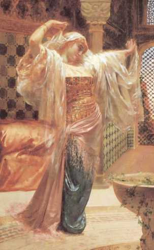Bailarina del Harén