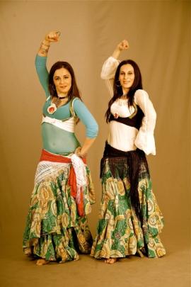 Irene y Elisenda